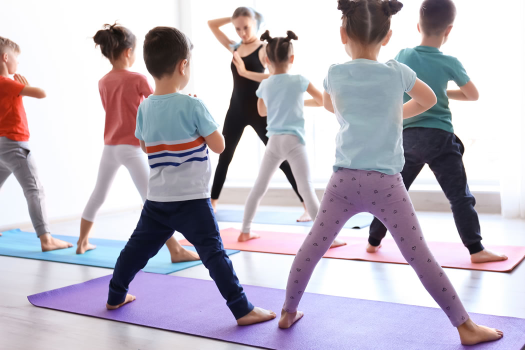 launch your kid yoga